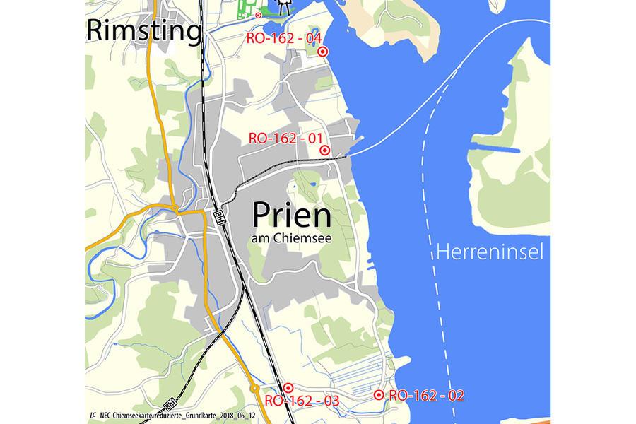 Prien Am Chiemsee Karte.Chiemseeagenda Abwasser Und Umweltverband Chiemsee